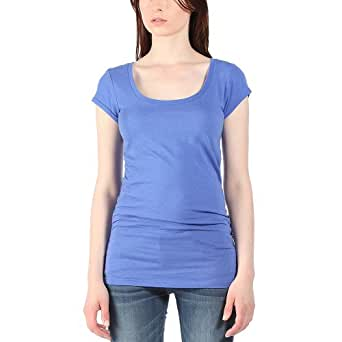 Bench Damen T-Shirt Spoonlight X-Large Amparo Blue