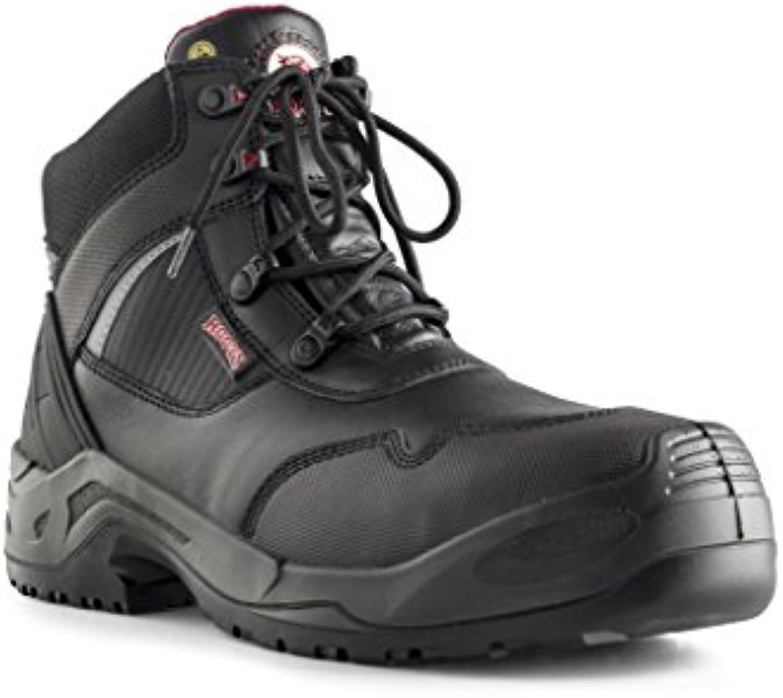Roots Original RO60301 Mohawk - Zapatillas de seguridad para hombre (talla 10), color negro