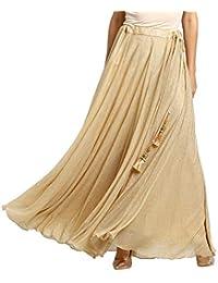 Srishti Women's Rayon skirt Bottom