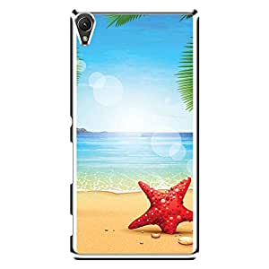 "Bhishoom Designer Printed 2D Transparent Hard Back Case Cover for ""Sony Xperia Z4"" - Premium Quality Ultra Slim & Tough Protective Mobile Phone Case & Cover"