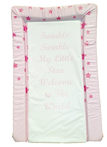 bebe-nina-deluxe-pvc-cambia-cambiador-colchon-twinkle-little-star-rosa