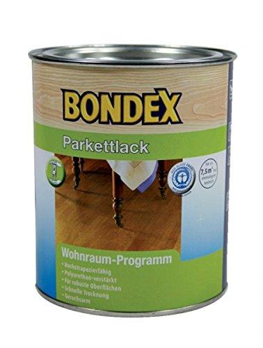 BONDEX Parkettlack 0,75 L hochglanz