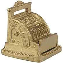 1/12 Dollhouse Miniatura Caja Registradora Mueble para Casa de Muñeca
