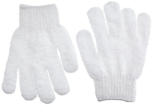 Beautytime Exfoliations-Handschuhe (Paar), 1er Pack (1 x 2 Stück)