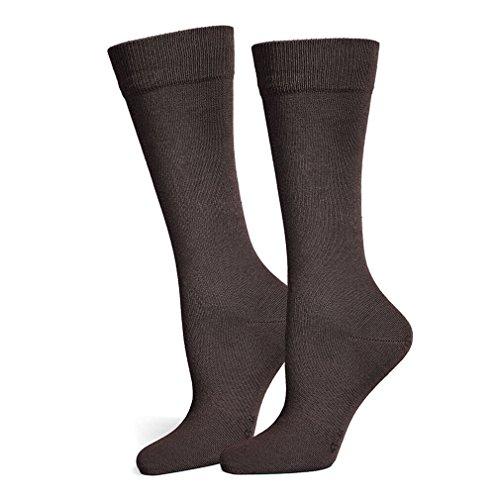 Safersox Business Socken Braun, 39-42 -