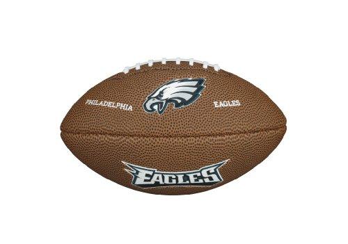 Wilson NFL Philadelphia Eagles Mini Soft Touch Football