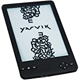 Topjoy 4GB 6 Inch Ink Touch Scree Pocket Size E-book Reader With Wifi Connection for E-book Reading (D16B2)