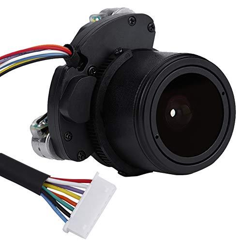 Topiky Kamera objektiv,CCTV-Überwachungskamera F8mm / 2,8-12mm Automatischer Zoom-Fokus, 40-140 ° Betrachtungswinkel 3MP HD-MTV-Nachtsicht-IR-Board-Objektiv für IP-Kamera