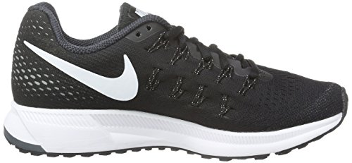 Nike Ladies Air Zoom Pegasus 33 Scarpe Da Corsa Nere