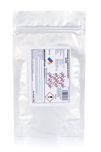 Pflanzliche Adstringierend (100g kalium-aluminium Sulfat Alaun Kaliumkarbonat Alaun kaolinit Maker Sie sicher, dass Checkout mit minerals-water.ltd um zu erhalten was auf dem Foto)