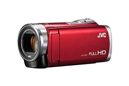 JVC KENWOOD JVC Videokamera Everio 60-mal die dynamische rot GZ-E109-R Vergrößern