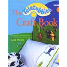 Teletubbies: Craft Book by Gina Moore (1998-10-22)