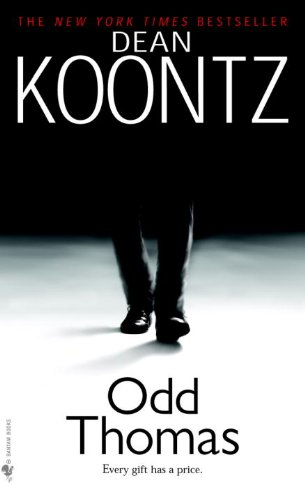 Book cover for Odd Thomas