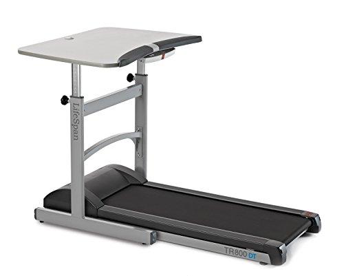 LifeSpan Erwachsene Laufband Treadmill Desk, TR1200-DT 5 220v