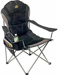 Camp 4 - Silla plegable modelo Tobago para camping