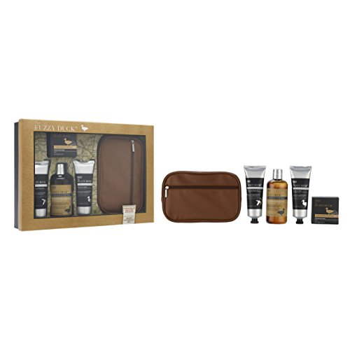 Baylis & Harding Fuzzy Duck Men's – Cedarwood & Wild Sage Ultimate Grooming Kit