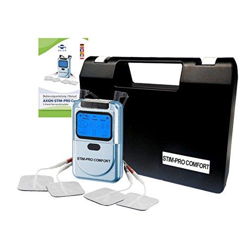 TENS Gerät STIM-PRO Comfort. TENS- Reizstromgerät für TENS- Schmerzbehandlung.