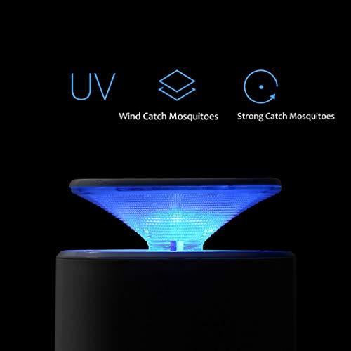 Lorsoul Flying Bug Lampe LED Schädlingsbekämpfungs USB Powered Home Office Elektro Repeller Bug Insekt Licht - 1 Gallone Licht