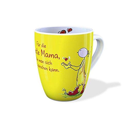Oups Tasse: Für die beste Mama, die man sich nur wünschen kann.
