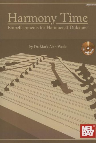 Embellishments -For Hammered Dulcimer-: Lehrmaterial für Hackbrett