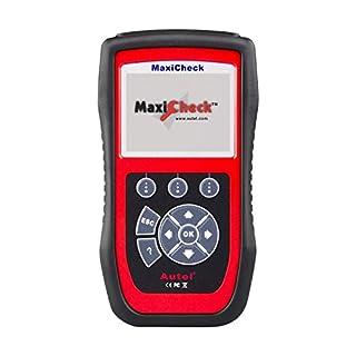 Autel MaxiCheck Pro OBD2 Diagnosegerät, EPB / ABS / SRS / SAS Diagnosewerkzeug, OBD2 Scanner Felercodeleser für alle Fahrzeuge