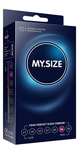 My.Size Kondome - 10er - 64mm