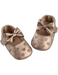 0a96118fea413 Amazon.fr   Or - Chaussures bébé fille   Chaussures bébé ...