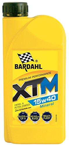 huile-moteur-bardahl-xtm-15w40-minrale-essence-diesel-1l