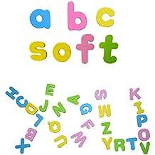 38 grado dureza EVA espuma alfabeto A-Z 26 piezas letras minúsculas