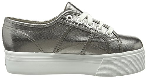 Superga 2790 COTMETW Sneakers da Donna Grigio
