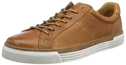 camel active Herren Racket 17 Sneaker, Braun (Scotch), 45 EU