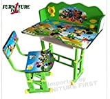 #3: Furniture First American Mickey Mouse Graphics Kids Study Table & Chair Set For Kids