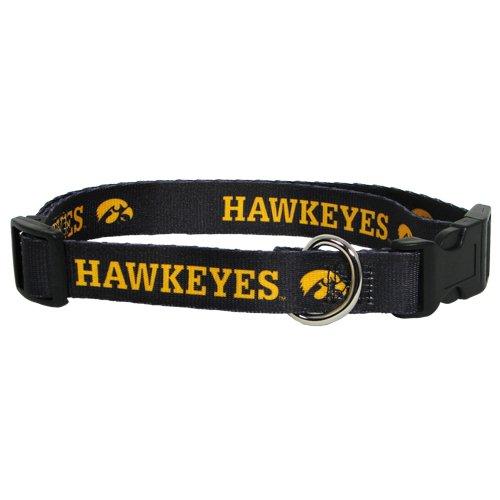 ncaa-iowa-hawkeyes-verstellbar-pet-halsband-team-farbe-xs