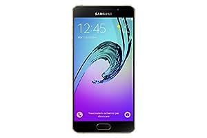 Samsung A5 2016 Smartphone LTE, 16 GB, Oro [Italia]