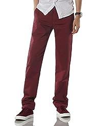 Demon&Hunter 900X Classique-Ample Séries Hommes Chinos Pantalon