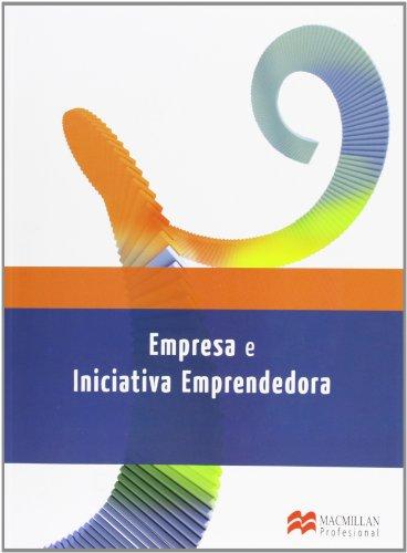 EIE Empresa e Iniciativa Emprendedora 13 (Transversales) por Juan Carlos Álvarez Mártinez