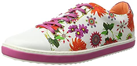 Chaussures Desigual - Desigual Supper Happy Galactic, Sneakers Basses Femme,