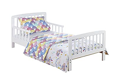 Kinder Valley Toddler Bed Bundle, 7-Piece