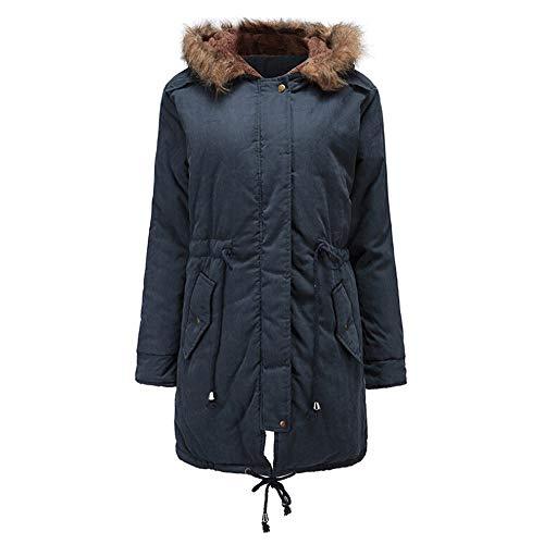 Saymany Sweatshirt damen jacke,Mode Jacke Warm bleiben Frauen gedruckt Langarm Sweatjacke shirt...