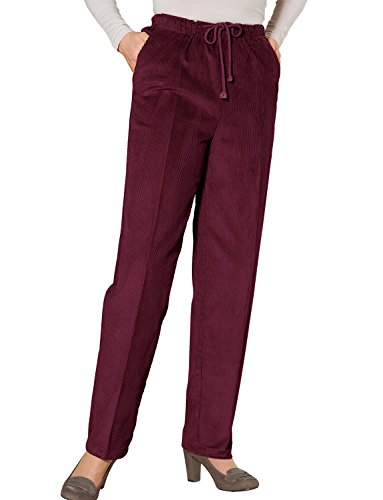 Chums Pantalone donna in cordura con coulisse in vita