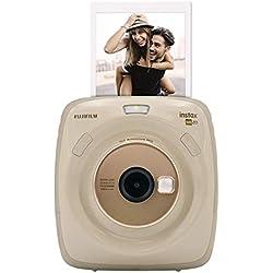 Fujifilm Instax Square SQ20 Beige Appareil photo instantané Beige/Noir