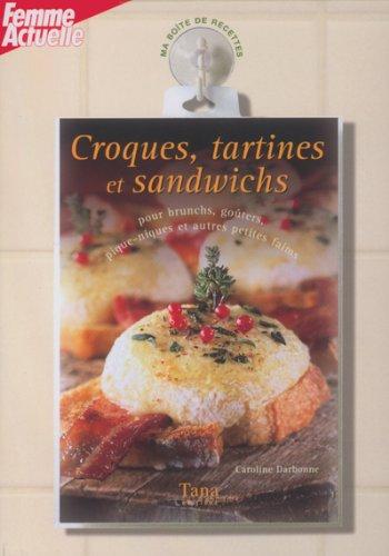 Brunch, goûter et pique nique : Le Père Noël grandeur nature, coffret par Caroline Darbonne