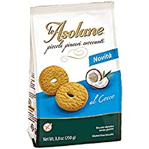 Molino Di Ferro - El Asolane Galletas de coco 250g Gluten gratuito