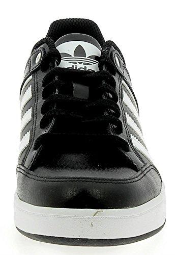 adidas Varial Low, Chaussures de Skateboard Homme Noir (Core Black/footwear White/footwear White)