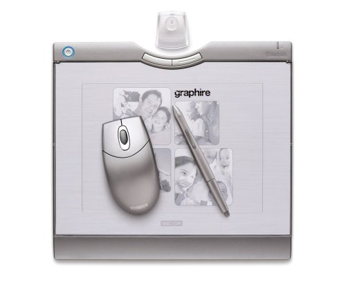 GENUINE WACOM GRAPHIRE WIRELESS BLUETOOTH PEN FOR GRAPHICS TABLET  EP-130E-0T