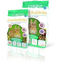 CUNIPIC Pienso para Conejos - 5000 gr