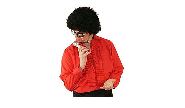1970/'s//80/'s Tom Jones Tribute Act or Fancy Dress Ruffle Front Dress Up Shirt