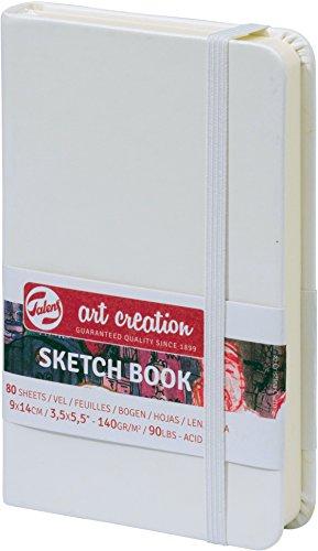 Art Création Sketch book Blanc 9...
