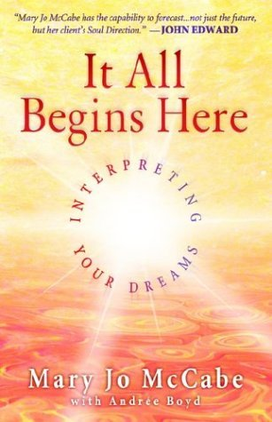 It All Begins Here by Mary Jo McCabe (2003-03-10)
