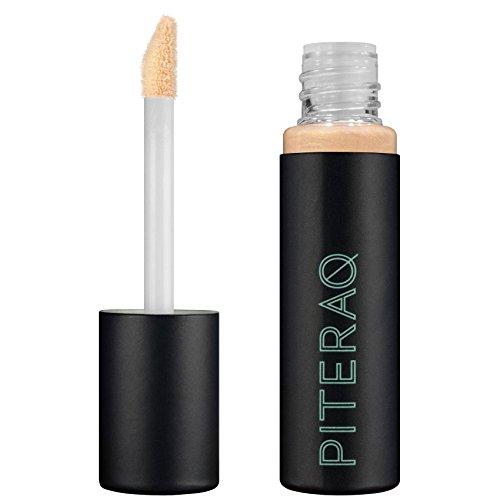 PITERAQ - Primer yeux 11S - Nacré et nourrissant - Texture crémeuse - Lisse le contour des yeux - Ingrédients naturels - Végétalien - 7ml